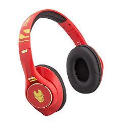 Marvel Iron Man Bluetooth Headphones by iHome