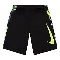 Boys 4-7 Nike Logo Sublimated Dri-FIT Mesh Shorts