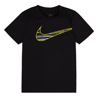Boys 4-7 Nike Logo Dri-FIT Graphic Tee