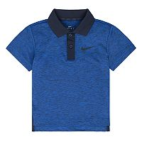 Boys 4-7 Nike Heathered Dri-FIT Polo
