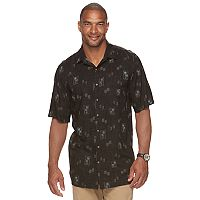 Big & Tall Batik Bay Classic-Fit Tropical Button-Down Shirt