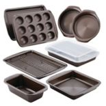 Circulon Chocolate 10 pc Nonstick Bakeware Set