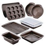 Circulon Chocolate 10-pc. Nonstick Bakeware Set
