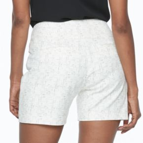 Women's Apt. 9® Wide-Waist Shorts