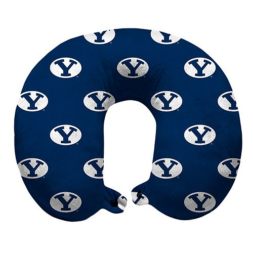 BYU Cougars Travel Pillow