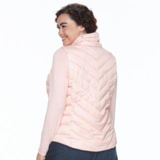 Juniors' Plus Size SO® Puffer Vest
