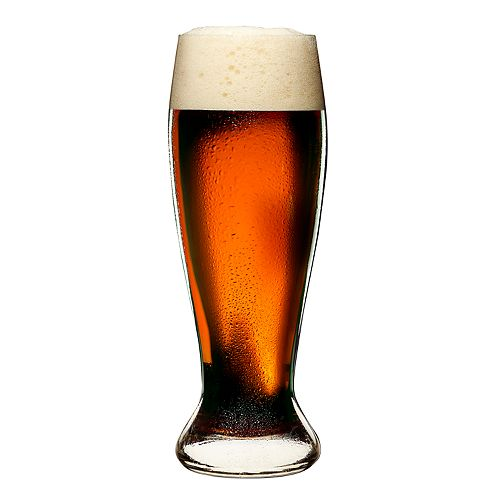 Refinery Jumbo Pilsner Beer Glass