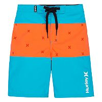 Boys 4-7 Hurley Colorblock Board Shorts