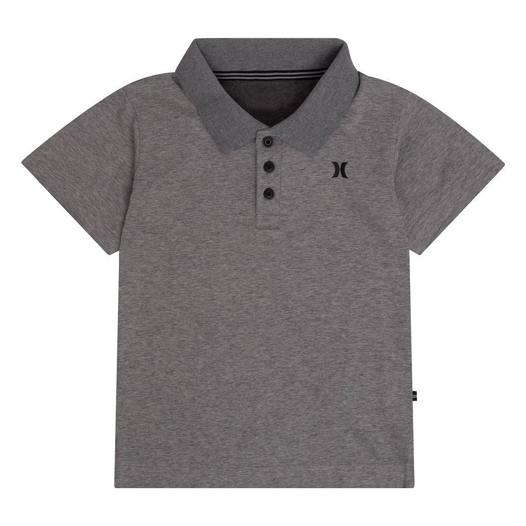 Boys 4-7 Hurley Dri-FIT Logo Polo