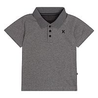 Boys 4-7 Hurley Logo Polo
