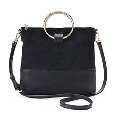 LC Lauren Conrad Daisy Ring Crossbody Bag