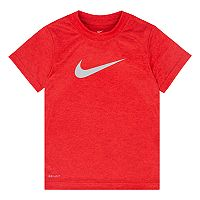Boys 4-7 Nike Dri-FIT Heathered Tee