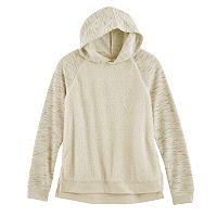 Girls 7-16 & Plus Size SO® Fleece Pullover Hoodie