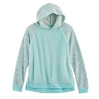 Girls 7-16 & Plus Size Cloud Chaser Fleece Pullover Hoodie