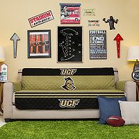 Pegasus Home Fashions UCF Knights Sofa Protector