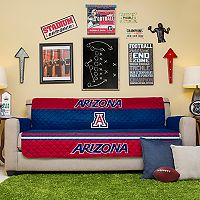 Pegasus Home Fashions Arizona Wildcats Sofa Protector