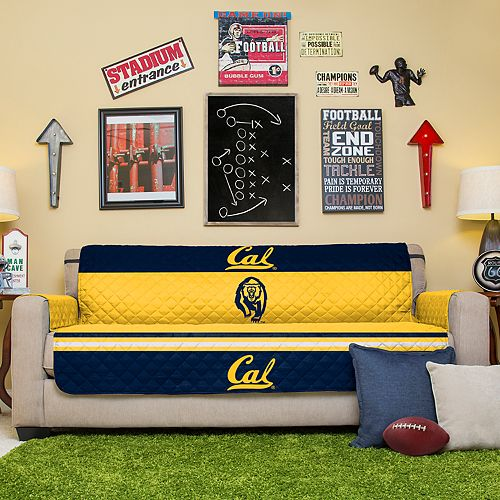 Pegasus Sports Fashions Cal Golden Bears Sofa Protector