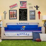 Pegasus Sports Fashions Kansas Jayhawks Sofa Protector