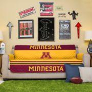 Pegasus Sports Fashions Minnesota Golden Gophers Sofa Protector