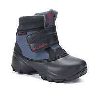 Columbia Rope Tow Kruser Boys' Waterproof Winter Boot