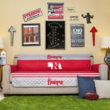Pegasus Sports Fashions Nebraska Cornhuskers Sofa Protector