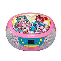 Shopkins Shoppies CD Boombox by eKids