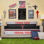 Pegasus Sports Fashions Texas Tech Red Raiders Sofa Protector