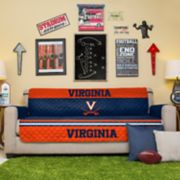Pegasus Home Fashions Virginia Cavaliers Sofa Protector