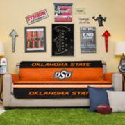 Pegasus Sports Fashions Oklahoma State Cowboys Sofa Protector