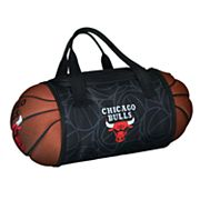 Chicago Bulls Basketball to Lunch Bag