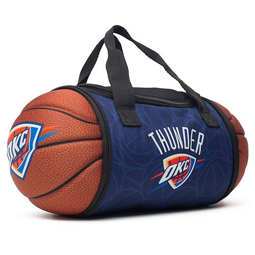 Oklahoma City Thunder Basketball to Lunch Bag