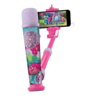 DreamWorks Trolls Selfie Singing Star Microphone by eKids