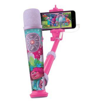 DreamWorks Trolls Selfie Singing Star Microphone by eKids