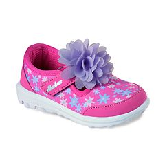 Skechers GOwalk Bitty Blooms Girls' Sneakers