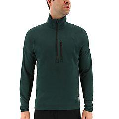 Men's adidas Outdoor Terrex Tivid Half-Zip PolarFleece Jacket