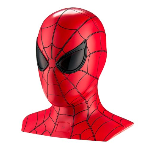 Marvel Spider-Man Light-Up Eyes Bluetooth Speaker