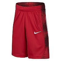 Boys 8-20 Nike Printed Avalanche Basketball Shorts