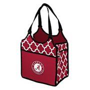 Logo Brand Alabama Crimson Tide Quatrefoil Tandem Cooler Tote