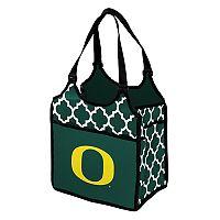 Logo Brand Oregon Ducks Quatrefoil Tandem Cooler Tote