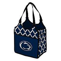 Logo Brand Penn State Nittany Lions Quatrefoil Tandem Cooler Tote