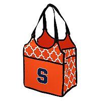 Logo Brand Syracuse Orange Quatrefoil Tandem Cooler Tote