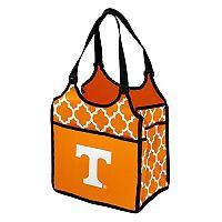 Logo Brand Tennessee Volunteers Quatrefoil Tandem Cooler Tote