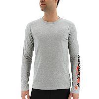 Men's adidas Outdoor climaliteTerrex Logo Performance Tee
