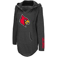 Women's Campus Heritage Louisville Cardinals Hooded Tunic