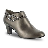 Easy Street Jem Women's High Heel Ankle Boots