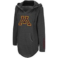 Women's Campus Heritage Minnesota Golden Gophers Hooded Tunic