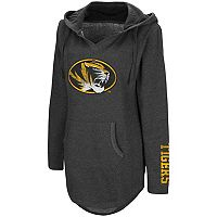 Women's Campus Heritage Missouri Tigers Hooded Tunic