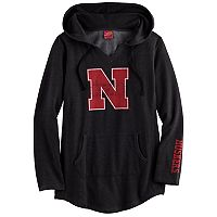 Women's Campus Heritage Nebraska Cornhuskers Hooded Tunic