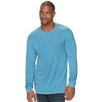 Big & Tall SONOMA Goods for Life™ Flexwear Slim-Fit Stretch Crewneck Tee
