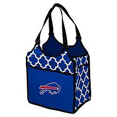 Logo Brand Buffalo Bills Quatrefoil Tandem Cooler Tote